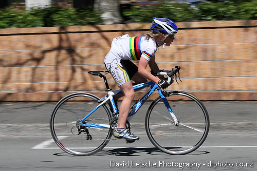 Nelson Cycle Fest - kids racing can be serious stuff!
