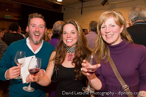 The Wineart Tasting was a sold out event