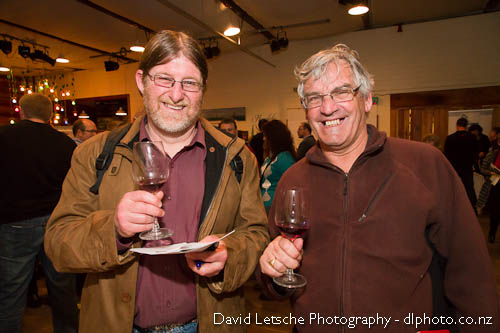 Nelson Wineart 2012 Launch Event