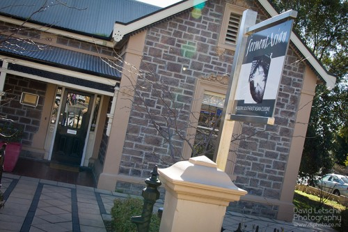fermentAsian South East Asian Restaurant in Tanunda, South Australia