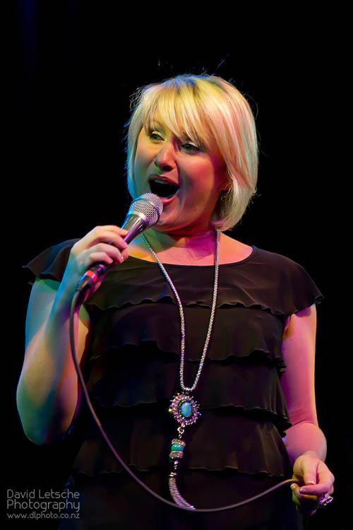 Emma Pask / James Morrison - Nelson Jazz Festival 2011